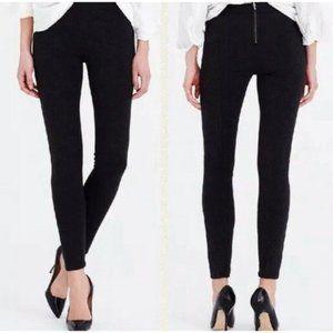 J. CREW Black Pixie Stretch Slim Pants